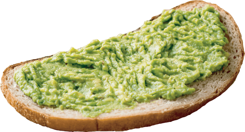 The Coup Avocado Toast