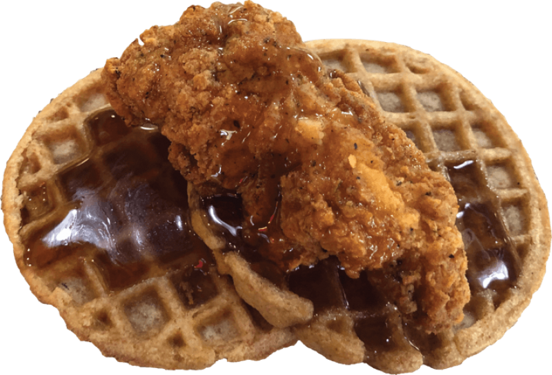 The Coup Chicken & Waffles